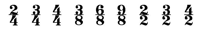 二拍子的歌曲_節奏拍子的基本概念(二) 什麼是3/4?什麼是4/4? - 這球歌唱專門 ...